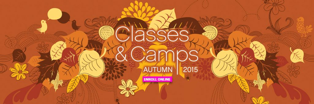 2015 fall classes online