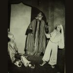Scene from San Diego Junior Theatre's 1954 production of Aladdthe His Wonderful Lamp