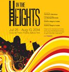 2014 In the Heights poster