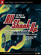 2015 All Shook Up poster
