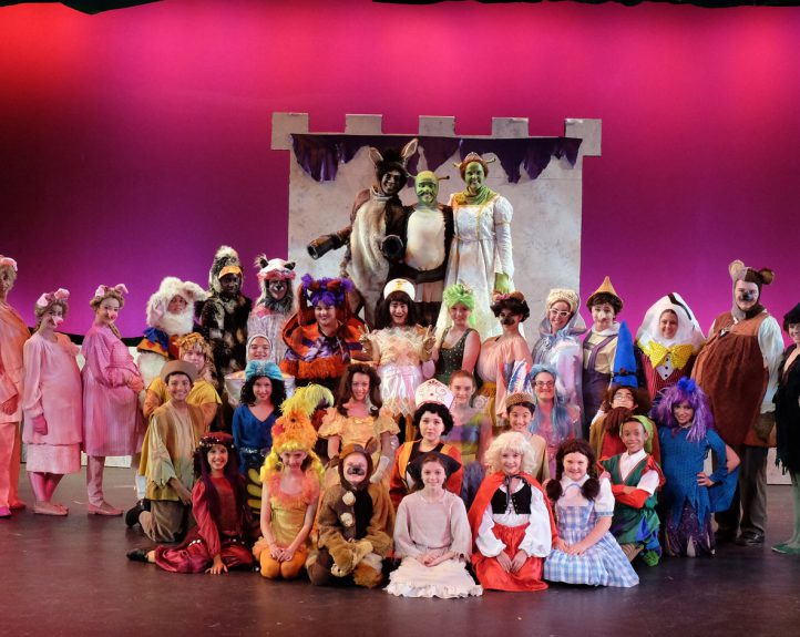 Shrek The Musical 2014 San Diego Junior Theatre