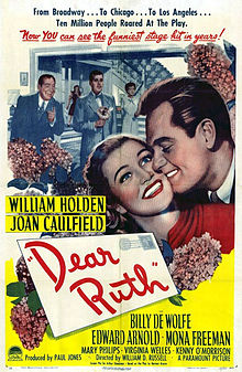 Dear Ruth 1947 Movie Poster