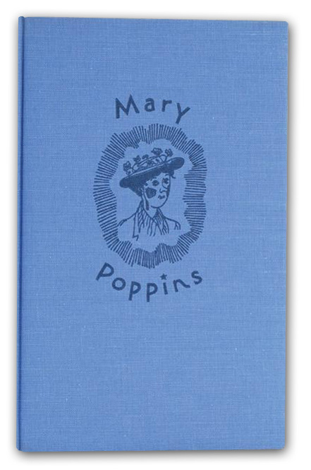 Mary Poppins first edition