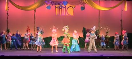 2015 Fancy Nancy video