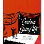 Curtain Going Up poster