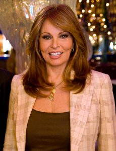 San Diego Junior Theatre alumnus Raquel Welch