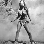 San Diego Junior Theatre alumnus Raquel Welch in One Million Years BC