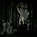 Taming of the Shrew, Old Globe Theatre, 1950