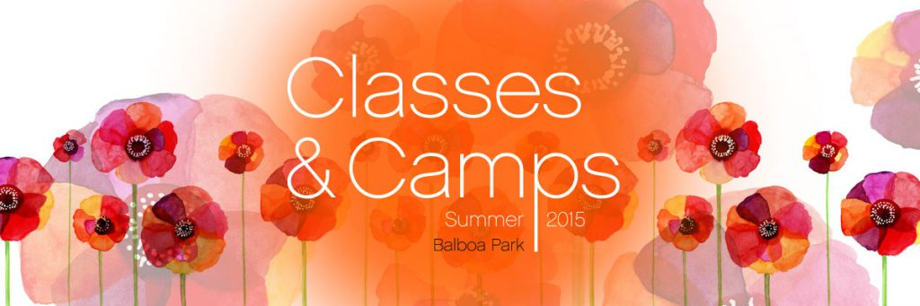 Summer 2015 Classes and Camps are now online