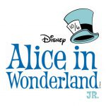 2015 Disney's Alice in Wonderland logo