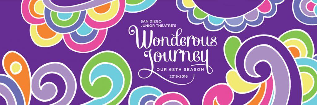 San Diego Junior Theatre 68th Season of Shows