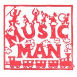 1991 The Music Man logo