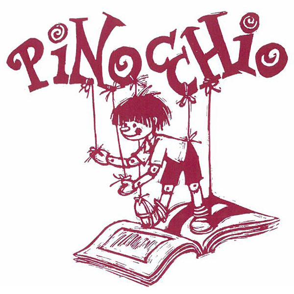 1995 Pinocchio logo