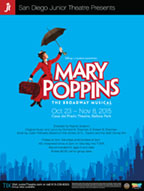 2015 Mary Poppins poster
