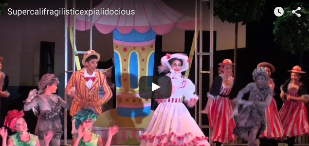 2015 Mary Poppins video