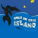 2002 Once on this Island the Musical logo