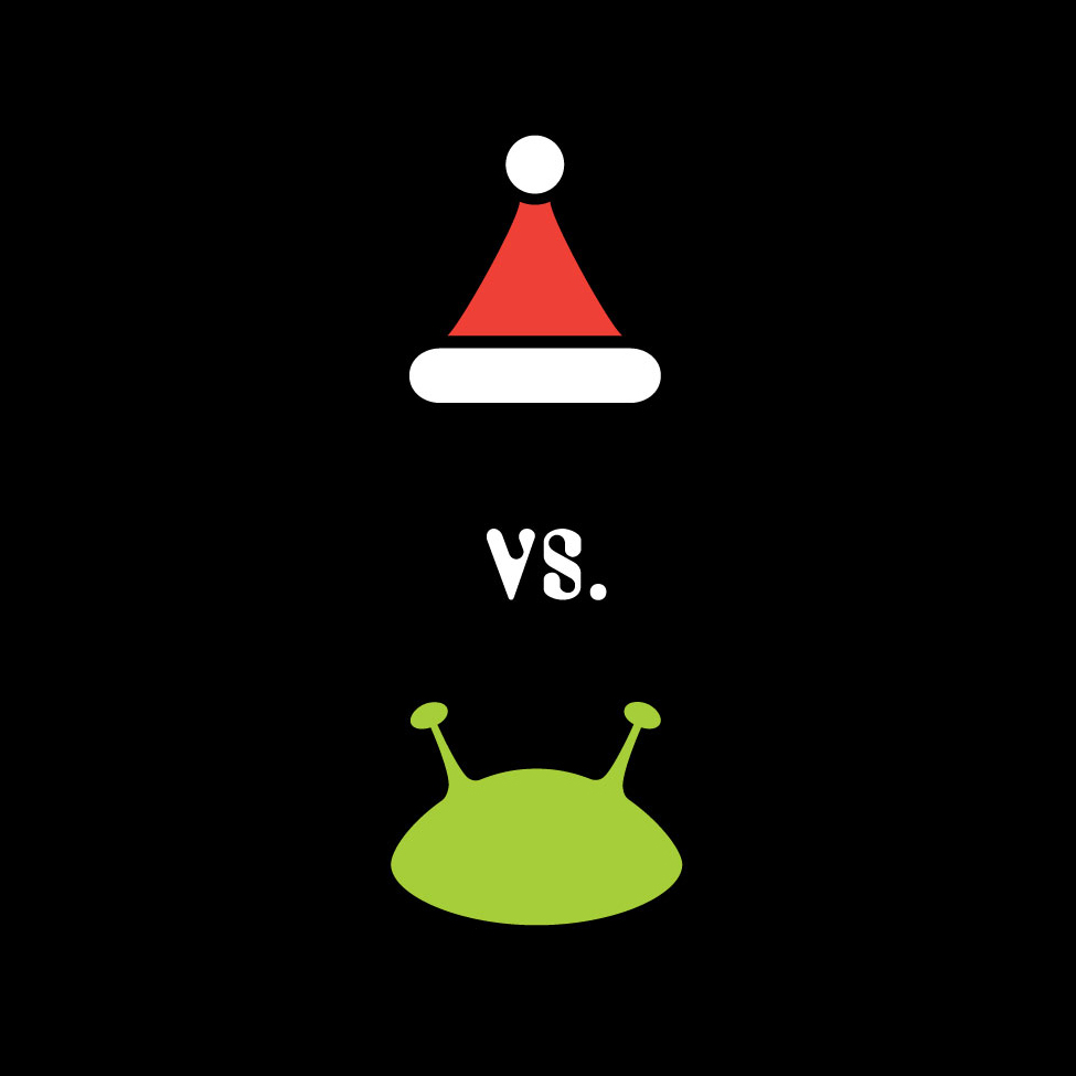 2011 santa claus vs the martians logo