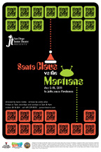 2011 Santa Claus vs the Martians poster