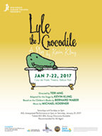 2017 lyle the crocodile poster