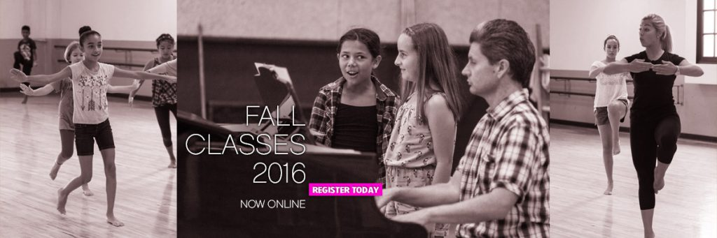 Fall Classes online!