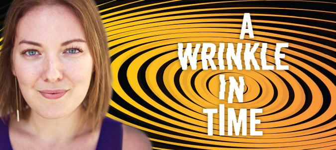 Meg DeBoard A Wrinkle in Time