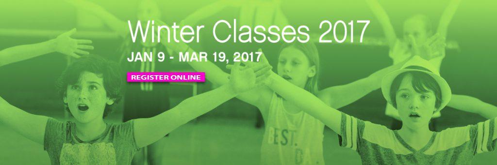 SDJT Winter Classes 2017