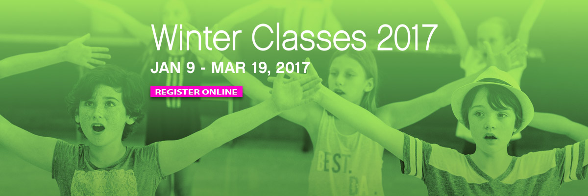 SDJT Winter Classes 2017