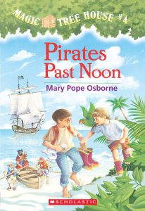 Pirates Past Noon book