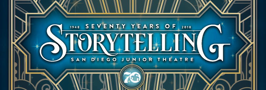 SDJT 70th Anniversary Season of Shows