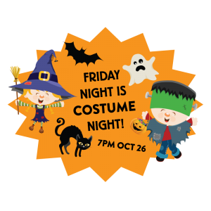 Costume Night!
