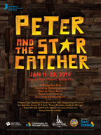2019 Peter and the Starcatcher