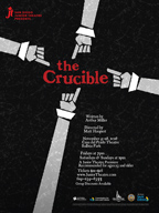 San Diego Junior Theatre 2018 production of Arthur Miller's The Crucible