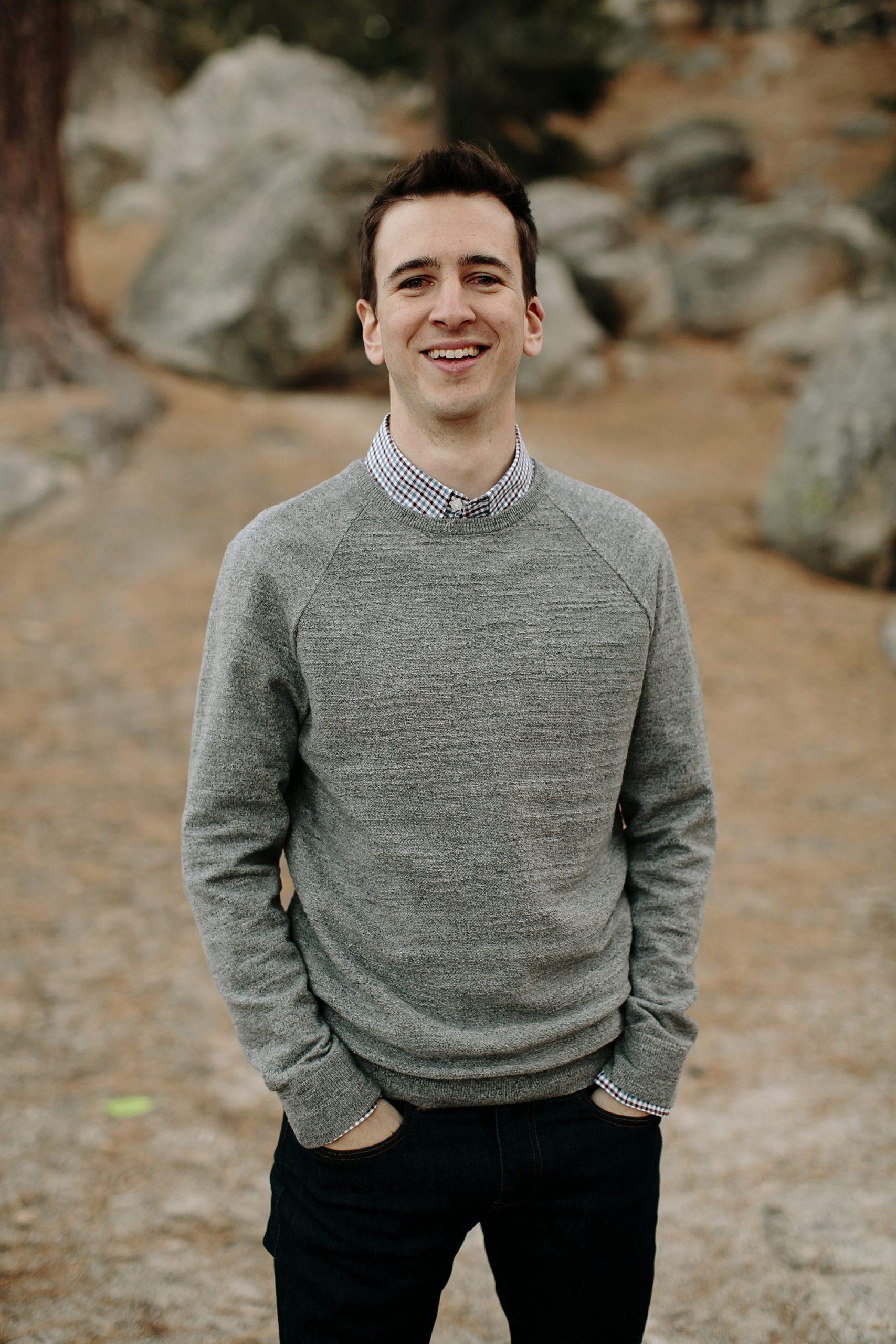 Introducing the Director of the Crucible, Matt Haupert!