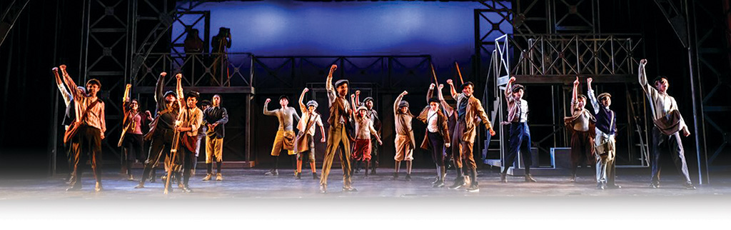 2018 Newsies JR
